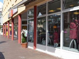 Lorsch Ladenlokale, Ladenflächen